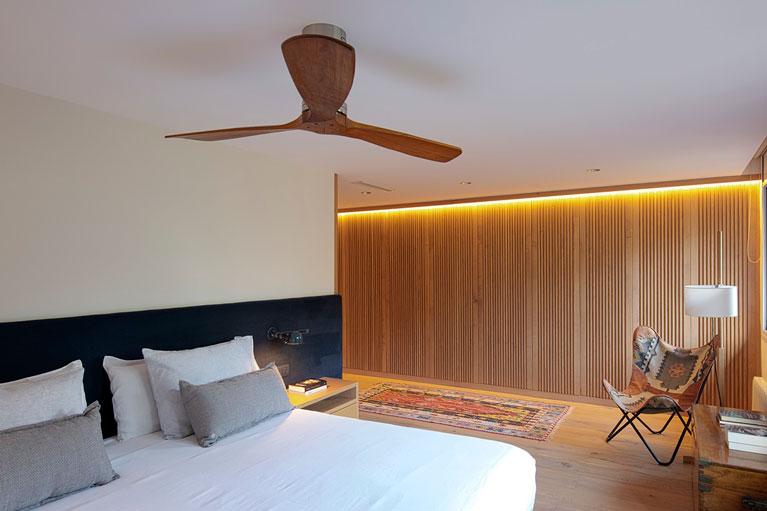 Vivienda Eixample Les Tres Torres Habitacion | Pablo Peyra Studio