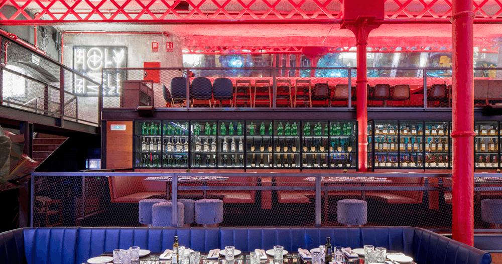 El Mama Restaurante Barra | Pablo Peyra Studio