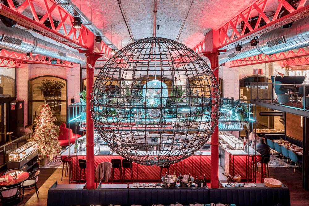 El Mama Restaurante decoracion | Pablo Peyra Studio