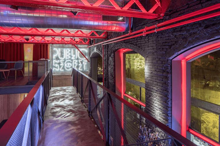 El Mama Restaurante iluminación | Pablo Peyra Studio