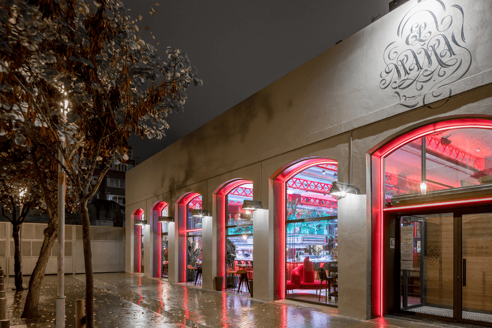 El Mama Restaurante | Pablo Peyra Studio