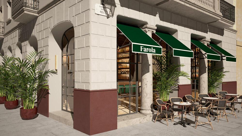 La Farola exterior | Pablo Peyra Studio