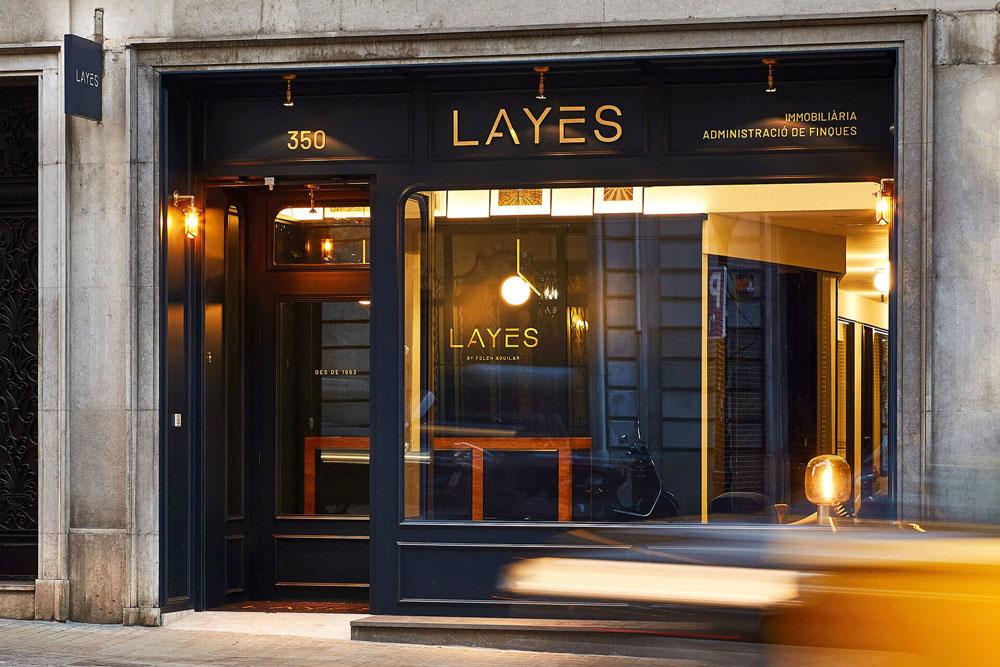 Fincas Layes fachada | Pablo Peyra Studio