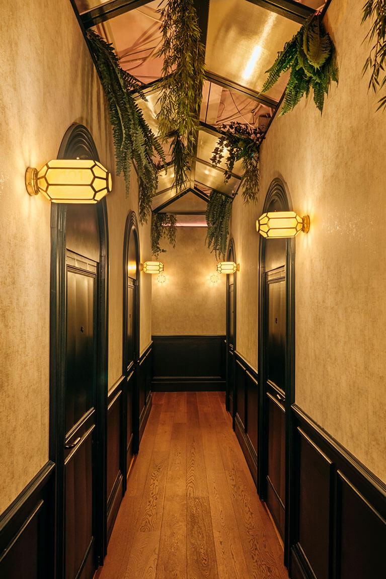 Bam Recoletos Iluminación Interior | Pablo Peyra Studio
