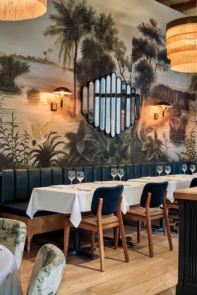 Restaurante Les 15 Nits Interiorismo | Pablo Peyra Studio