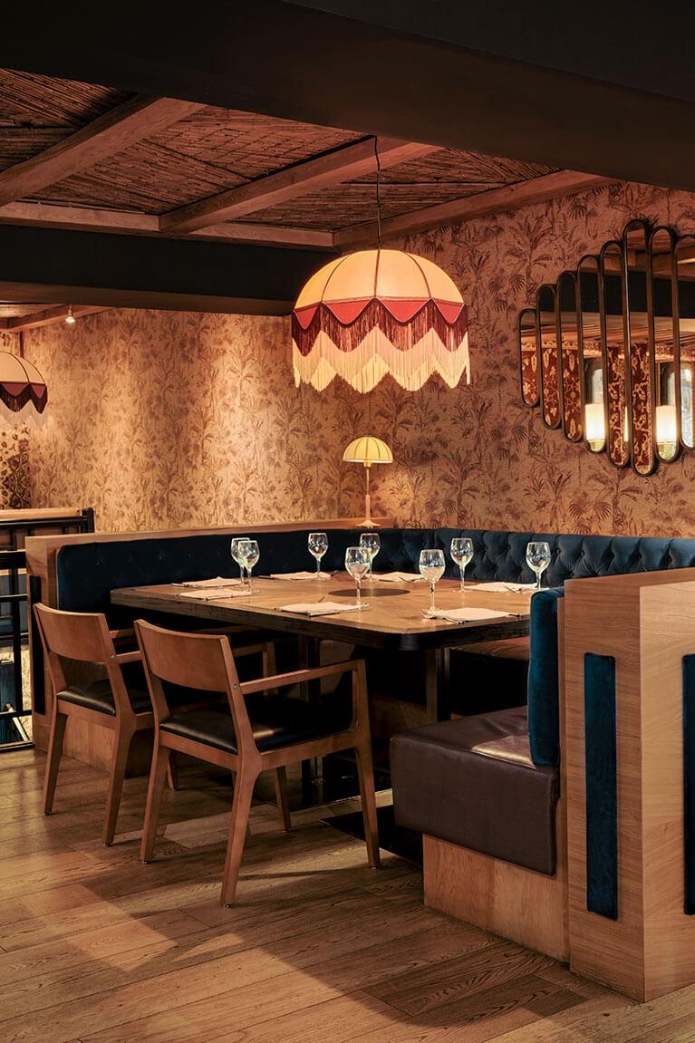 Restaurant Les 15 Nits Mesas | Pablo Peyra Studio